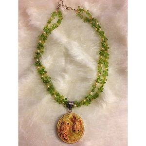 Jewelry - Koi fish necklace